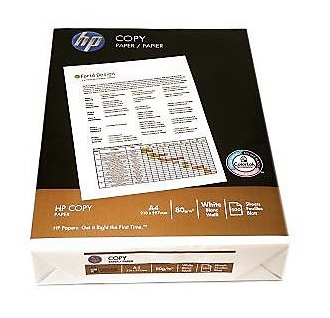 Papier HP Copy A4 80g 1 BAL.