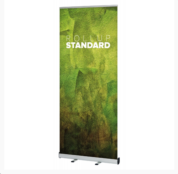 Roll-Up Standard 85x200cm s tlačou