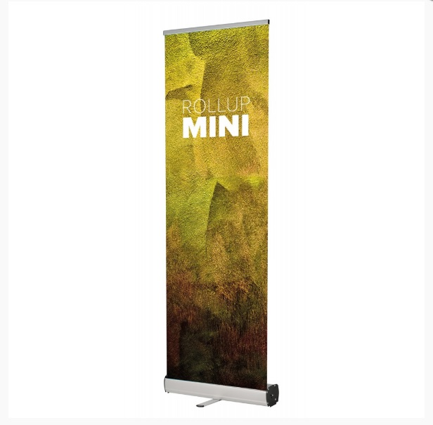 Roll-Up Mini 60x160cm s tlačou