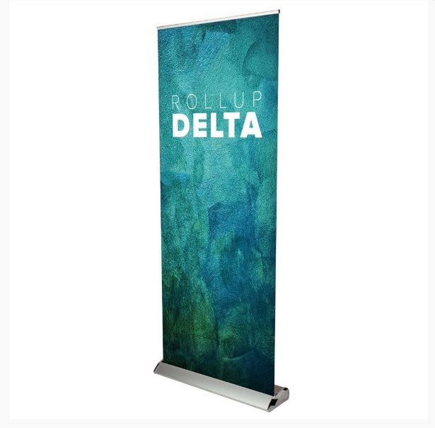 Roll-up Delta 85x200cm s tlačou